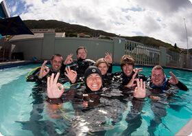 PADI Career Development Program with Pisces Divers Cape Town