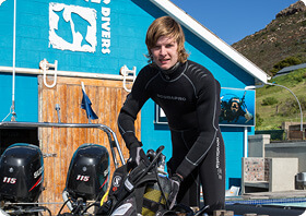 PADI Divemaster course with Pisces Divers Cape Town